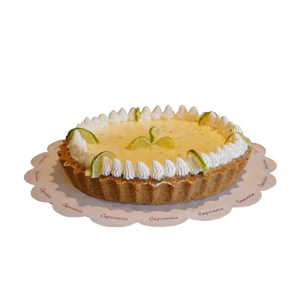 Pie de Limón Helado