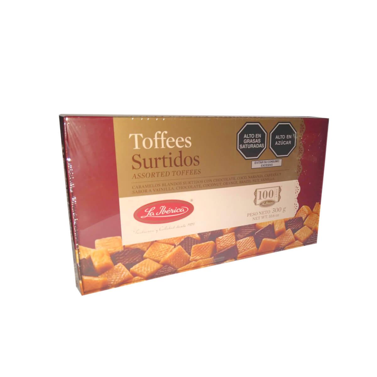 Toffes surtidos x Caja